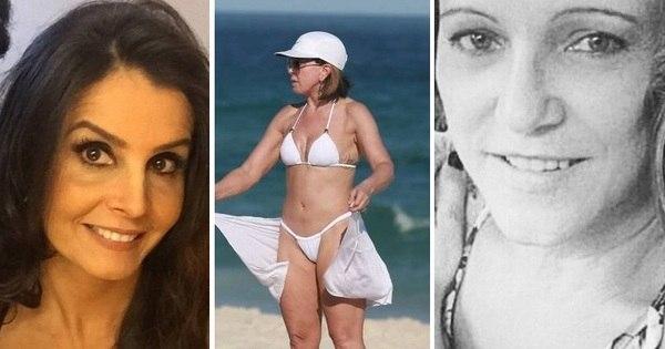 Conheça as mães das famosas que são tão bonitas quanto as filhas ...