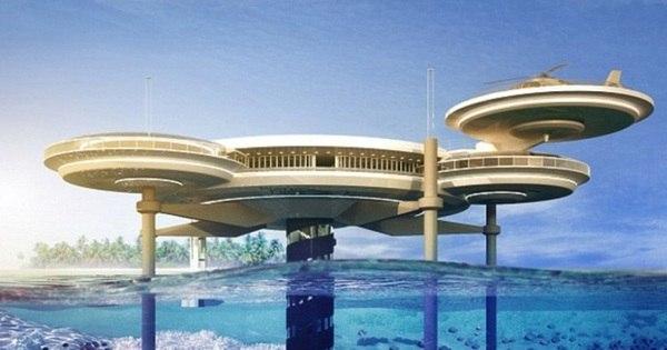 Hotéis do futuro! Descubra os projetos mais malucos que vêm por aí ...