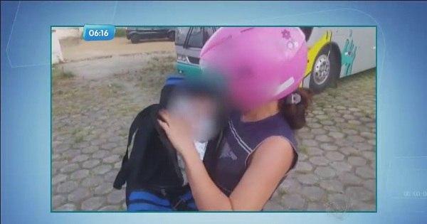 Casal é detido levando bebê de quatro meses dentro de uma mala ...