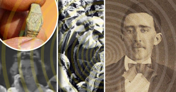 Imagens e fatos chocantes mostram viajantes do tempo que deixam