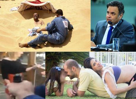 Homem mata repórter, doleiro cita Aécio e jornalista revela depressão