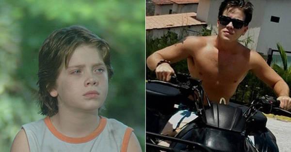 Veja por onde anda Pedro Malta, que interpreta os gêmeos ...