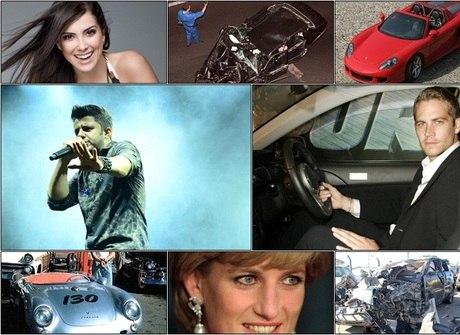 Walker, Kim Kardashian: veja os famosos que sofreram acidentes