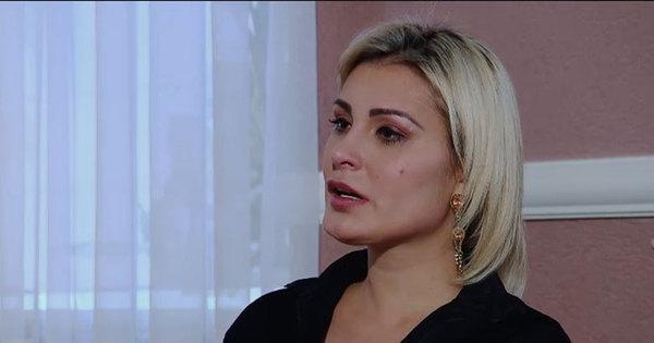 Andressa Urach revela ter sido rejeitada no book rosa e confessa ...