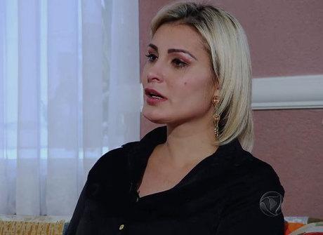 Andressa Urach confessa armação para ficar com Cristiano Ronaldo