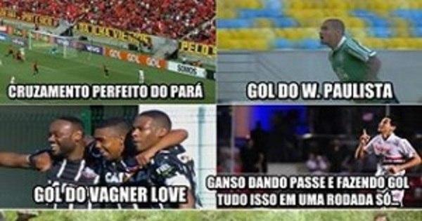 Rodada do Brasileirão é prato cheio para os memes. Veja os ...
