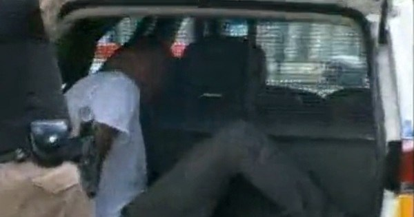 Jovem que estudava para ser segurança é preso após furtar carteira ...