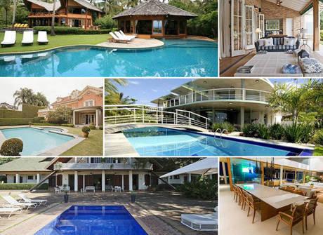 Imobiliária gringa vende 'casas de novela' no Brasil por muita grana