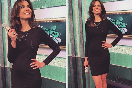 Luciana Gimenez aparece com barriguinha suspeita e fãs questionam sobre gravidez
