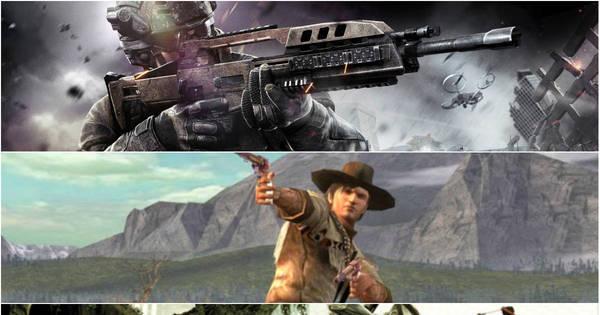 Cuidado aí! Confira as oito armas mais famosas dos games - Fotos ...