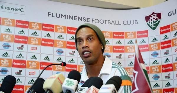 Fluminense acerta volta de Ronaldinho e saída de Biro Biro ...