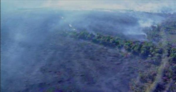 Em quase dois dias, maior incêndio do ano no DF consome 1,2 mil ...