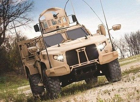 Exército dos EUA fecha contrato de R$ 24 bi para substituir carrões