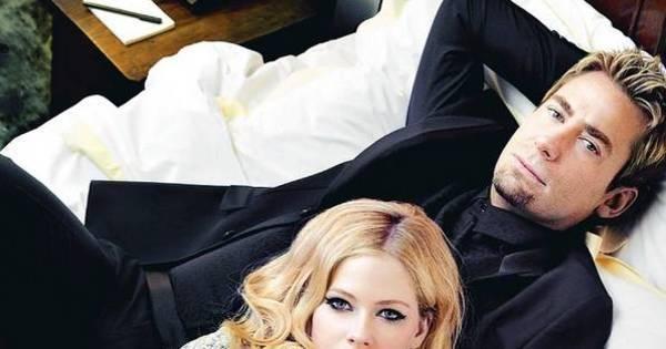 Avril Lavigne anuncia fim do seu casamento de dois anos com ...