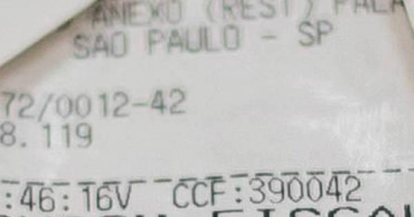 Nota Paulista terá prêmio de R$ 200 mil no sorteio do Dia das ...