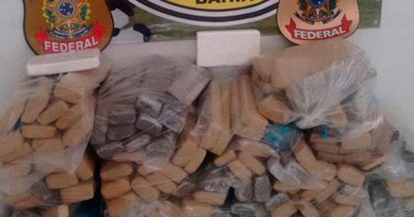 Homem é flagrado com quase 200 kg de drogas durante operação ...