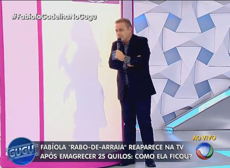 """Fabíola Gadelha retorna com 25 quilos a menos: """"Estou gostosa"""""""