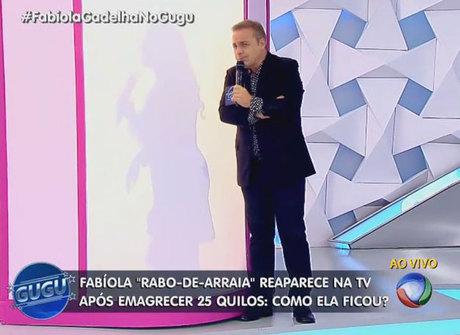 Fabíola Gadelha retorna 25 kg<br />mais magra: &quot;Estou gostosa&quot;