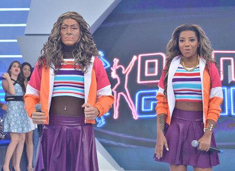 MC Ludmilla é desafiada por Faro no <em>Dança, Gatinho</em> deste domingo