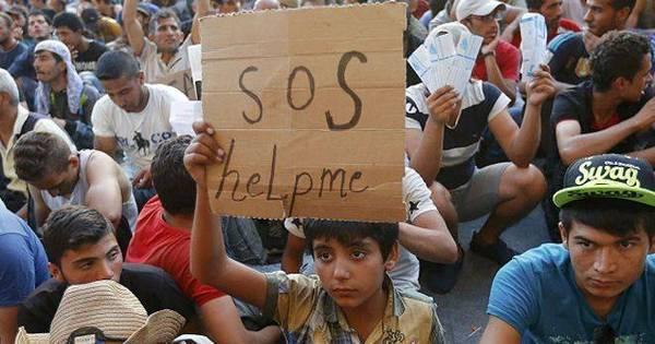 Brasil acolhe mais sírios que países na rota europeia de refugiados ...