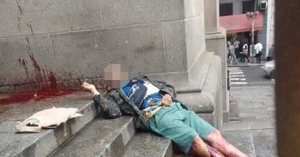 Polícia mata suspeito de assalto com ao menos 20 tiros na praça da ...