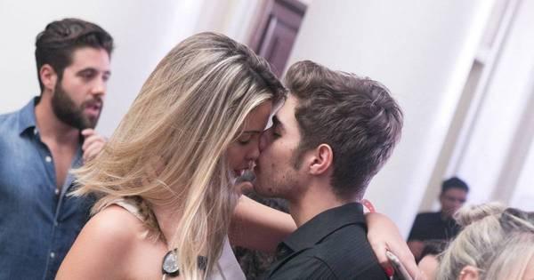 Tá rolando? Rafael Vitti começa a seguir no Instagram a loira com ...