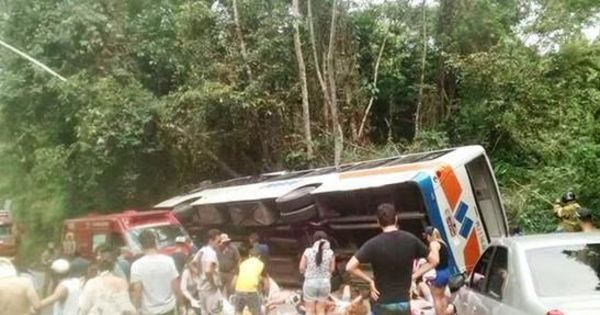 Acidente em Paraty: corpos das 15 vítimas são identificados e dois ...