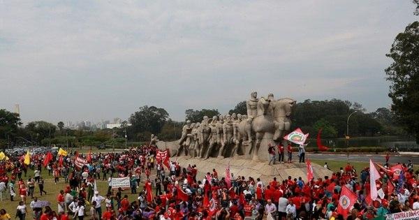 Grito dos Excluídos mobiliza 10 mil em São Paulo, segundo ...
