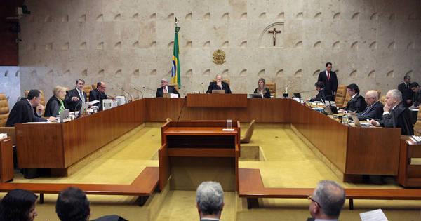 STF retoma nesta quarta-feira julgamento da descriminalização do ...