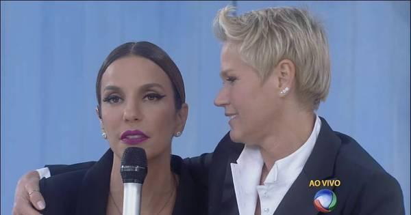 Ivete Sangalo comenta boato de namoro com Xuxa e fala sobre ...