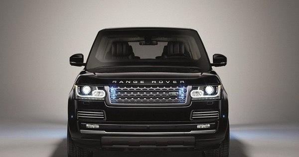 Blindado de fábrica, Range Rover Sentinel custa a partir de R$ 1,6 ...
