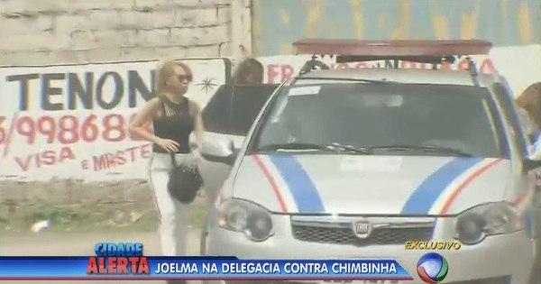 Joelma vai a delegacia testemunhar contra Chimbinha em denúncia ...