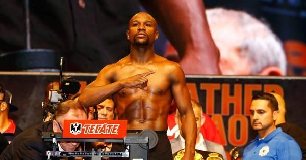 Veja em detalhes como Mayweather se tornou o ricaço do boxe ...