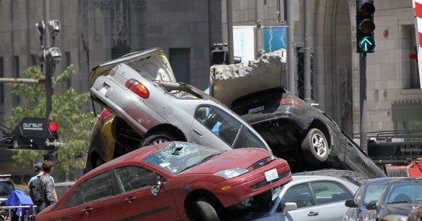 Veja alguns acidentes automobilísticos inacreditáveis - Fotos - R7 ...