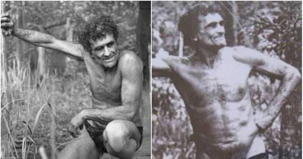O Tarzan existe! Filho de princesa abandona realeza e vive na ...