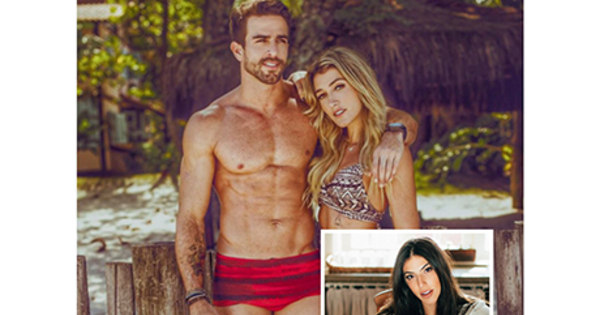 Ex- namorada de Erasmo Viana, Rachel Apollonio admite que o ...