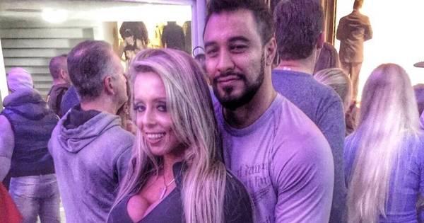 Namorado de musa fitness presta depoimento no PR - Fotos - R7 ...