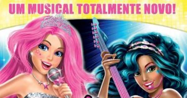 Musical da Barbie estreia pela primeira vez nos cinemas do Brasil ...