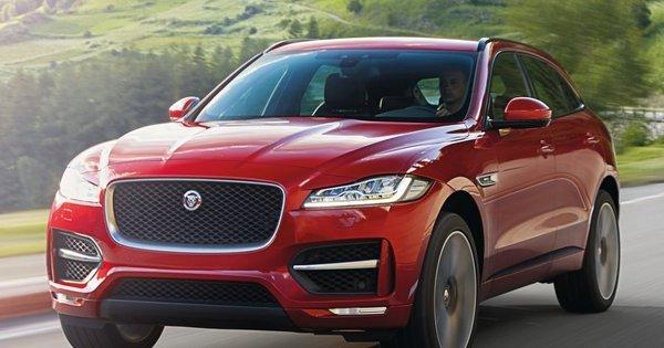 Conheça todos os detalhes do novo Jaguar F-Pace, primeiro SUV ...