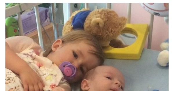 Tristeza: bebê com condição rara não consegue rir nem chorar ...