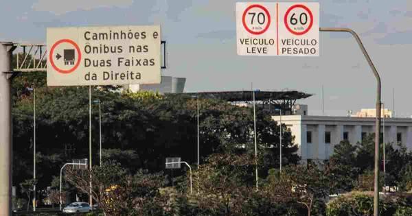 Prefeitura de SP gasta R$ 1 mi com sinalização de trânsito e é ...