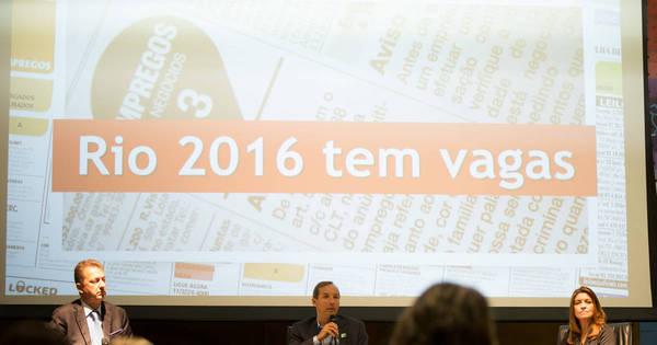 Rio 2016: Jogos Olímpicos terão 90 mil vagas temporárias; saiba ...