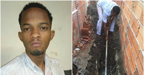 Suspeito de matar mulher e enterrar corpo no quintal de casa é ...