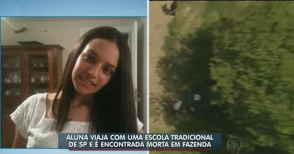 Adolescente é encontrada morta após desaparecer em excursão ...