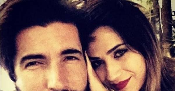 """Jéssica Costa se declara a Sandro Pedroso: """"Você me completa ..."""