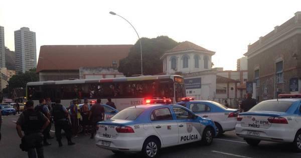 Blitz apreende menores após roubos em Copacabana; praias têm ...