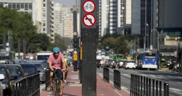 Em São Paulo, 40% dos ciclistas começaram a pedalar há menos ...