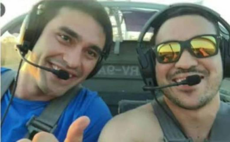 A queda de um avião de pequeno porte deixou dois mortos na tarde deste domingo (20), em Pirenópolis (GO)