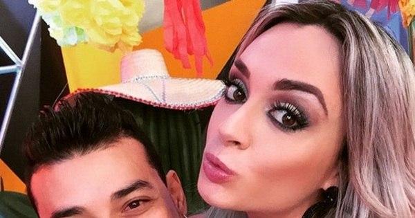 Lista de presentes de Juju Salimeni e Felipe Franco tem TV de 75 ...