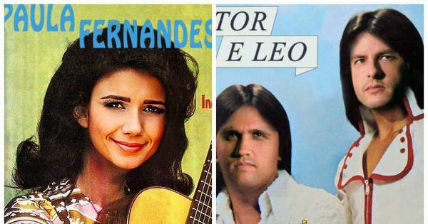 Veja Paula Fernandes, Victor e Leo e outros sertanejos atuais em ...